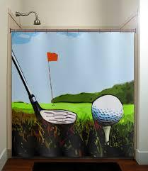 golf office decor. Country Club Golf Bathroom Decor Decoseecom Office
