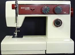 Riccar Sewing Machines Uk
