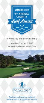 Golf Tournament - Latham Centers