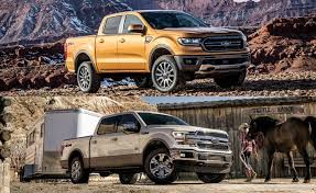 2009 Ford Ranger Towing Capacity Chart Ford Ranger Vs F 150 Which Truck Is Right For You