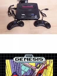 Máy chơi game 16 bit 6 nút Sega Mega Drive: Mua bán trực tuyến Bảng điều  khiển với giá rẻ