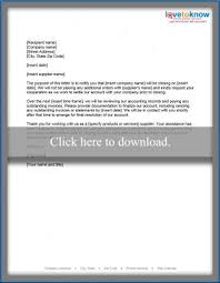 business closing letter sample letter for closing a business
