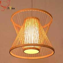 bamboo lighting fixtures. southeast asian japen style bamboo art pendant lights dia 35cm natural light fixture for teahouse restaurant lighting fixtures c