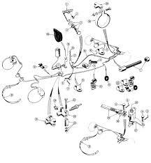 Morgan plus 4 wiring diagram