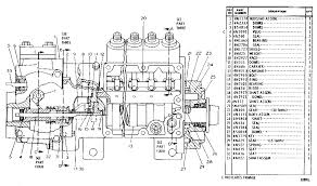 replace the fuel transfer pump on a c loader a motor full size image