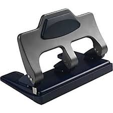 Staples One Touch Heavy Duty 3 Hole Punch 30 Sheet