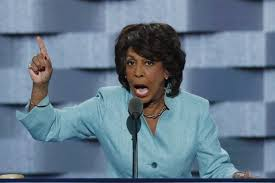 Image result for maxine waters pointing