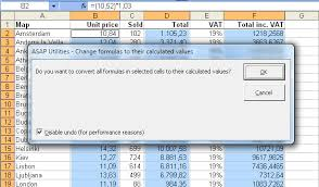 Vat Calculation Formula In Excel Download Asap Utilities Excel Add In Free Ms Excel Software Tools