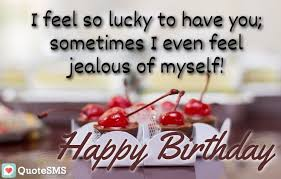 Happy Birthday Wishes For Husband Hubby B'day Quotes With Images Stunning Happy Birthday Husband Quotes