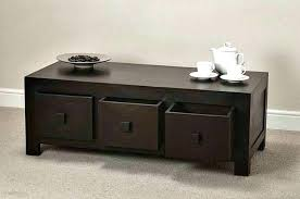 coffee tables with storage s black wood coffee table storage coffee tables with storage black coffee