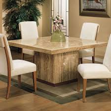 Marble Dining Room Sets Awesome Coastal Dining Room Set 2 Square Marble Dining Room