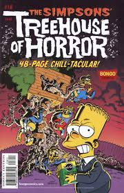 Simpsons Treehouse Of Horror 14