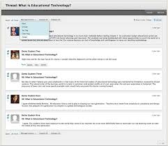 Discussion Boards Blackboard Student Support