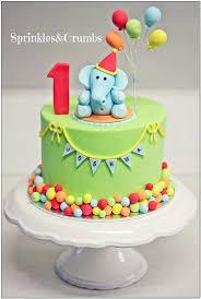 Easy 1st Birthday Cake Ideas Boy The Blouse