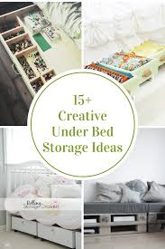 Under bed storage furniture Rustic Creative Under Bed Storage Ideas The Idea Room Creative Under Bed Storage Ideas The Idea Room