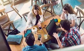 Resultado de imagen para Millennials y generación Z dan forma al espacio de trabajo digital