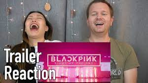 Blackpink: Light Up The Sky Official Trailer : Reaction & Review - YouTube