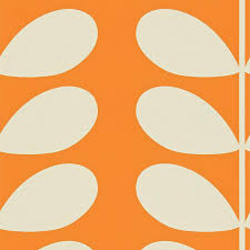 harlequin wallpaper orla kiely giant stem collection 110396 thumb