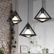 appealing creative lighting fixtures with vintage industrial retro pendant lamp loft e27 edison lights holder