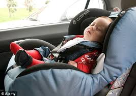 forward facing car seats too early