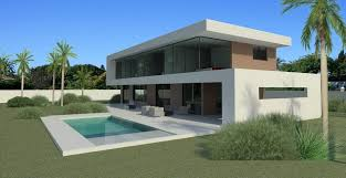 modern home designs and floor plans. 34914-sleek-ribbon-minimalist-modern-villa-turnkey-in-. several alternative floor plans modern home designs and