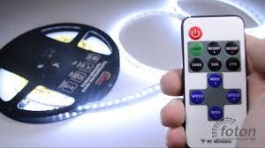 Радио диммер RF DMR <b>12V</b>, 6A (11 buttons) mini - YouTube