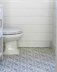 old bathroom tile. Upcycling Old Bathroom Floor Tiles With Stencils From Royal Design Studio Tile H
