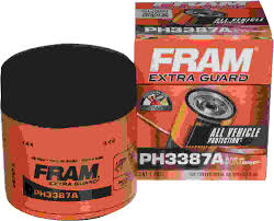 Extra Guard Spin On Oil Filter Ph3387a Fram