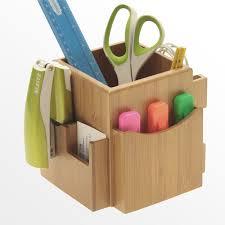 desk tidy. Modren Tidy Bamboo Desk Tidy Inside O