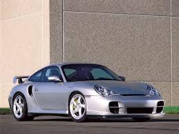 2002 Porsche GT2 996
