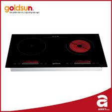 Bếp đôi điện từ hồng ngoại Goldsun CH-GYL26