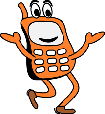 Bildresultat för clipart mobile phone