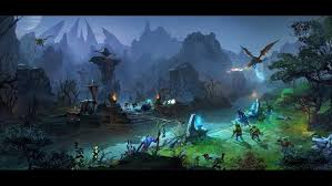 Now, when the game starts, the console will open. Dota 2 Mid Lane Hd Wallpaper Karta Oboi Pejzazhi Fendomy