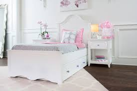pink and white bedroom furniture. Bedroom: Girls White Bedroom Furniture Beautiful High Quality Hardwood For Teens Youth Craft Pink And