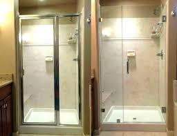 how to clean shower door doors cleaning glass with vinegar best way a metal frame