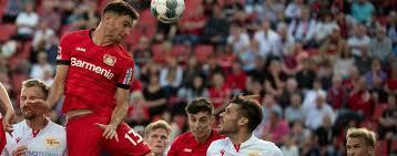 Bayer 04 leverkusen kit history. Auswartsniederlage Bei Bayer Leverkusen Ein Lethargischer 1 Fc Union Verliert Verdient 0 2 Sport Tagesspiegel