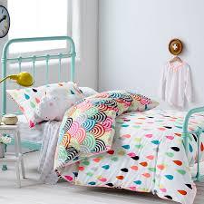 Best 25+ Kids duvet covers ideas on Pinterest | Tropical kids ... & Adairs Rainbow confetti duvet cover Adamdwight.com