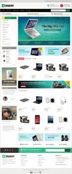 Best Designed Ecommerce Sites Best Ecommerce Website Theme Magento Ecommerce Web