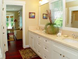 crema marfil granite bathroom traditional with espresso vanities tops white surface mount medicine cabinets