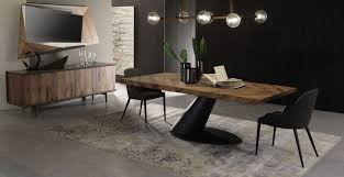 extendable dining table set best of mid century modern dining set extendable table round glass top 4