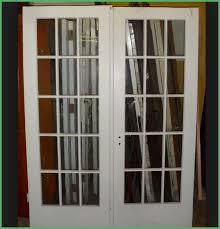 interior wood door with glass panel