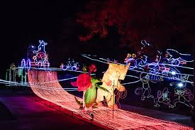 Denver Zoo Lights Coupon Code La Zoo Lightxs In Griffith Park The Complete Guide