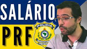 Salário Líquido Polícia Rodoviária Federal - PRF - YouTube