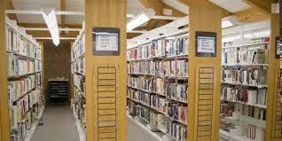 library lighting. lighting design for modern libraries library