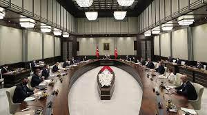 Kabine toplantısı ne zaman? Bugün Kabine var mı? - Gündem Haberleri