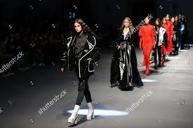 Portugal Designers Models Present Creation By Portuguese Designers Alves