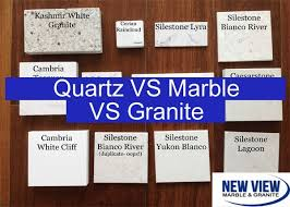 marble and granite vs quartz countertops learn all about the differences