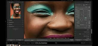 how to enhance makeup color in a photo with adobe lightroom 3 software tips wonderhowto