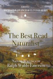 the best naturalist the university of virginia press  the best naturalist nature writings of ralph waldo emerson