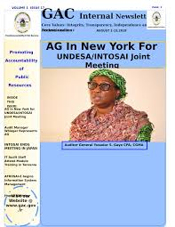 AG In New York For